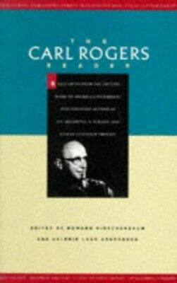 The Carl Rogers Reader by Carl R. Rogers Paperback Book The Cheap Fast Free Post