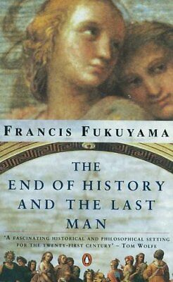 The End of History and the Last Man by Fukuyama, Francis Paperback Book The