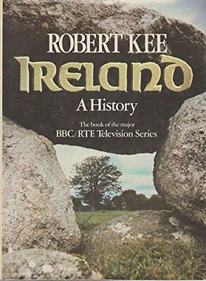 Ireland: A History, Kee, Robert Hardback Book The Cheap Fast Free Post