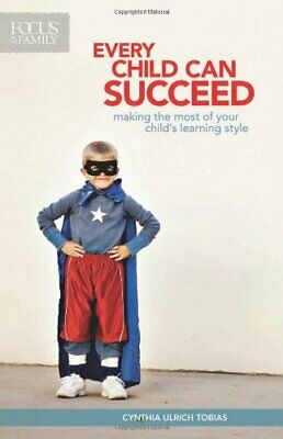 Every Child Can Succeed: Making the Most of... by Tobias, Cynthia Ulri Paperback