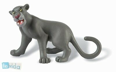 Bagheera figure from Disney's - The Jungle Book - BULLYLAND 12377