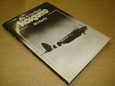 The de Havilland Mosquito by M. J. Hardy Hardback Book The Cheap Fast Free Post