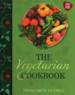 VEGETARIAN COOKBOOK by Love Food Book The Cheap Fast Free Post