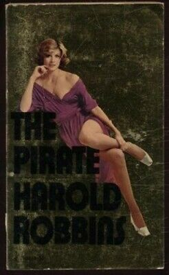 The Pirate by Robbins, Harold Paperback Book The Cheap Fast Free Post