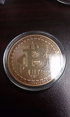 1 oz Copper Round - BitCoin