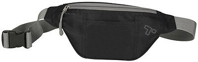 Travelon Bags Top Zip Waist / Fanny Pack Travel Packing Accessory - Black