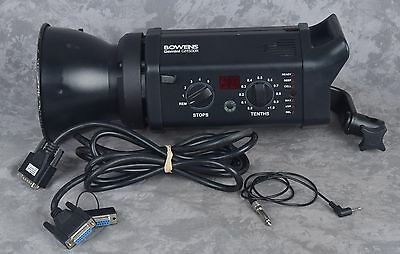 Bowens Gemini GM500R Portable Monolight Photography Flash Light 500R NICE!