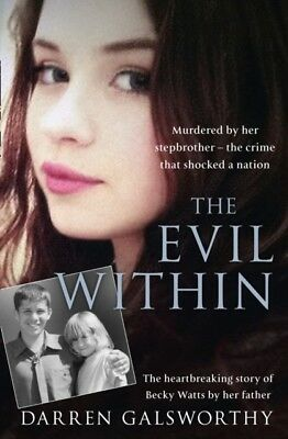 The Evil Within (Paperback), Galsworthy, Darren, 9780008179618