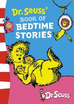 Dr. Seuss's Book of Bedtime Stories: 3 Books in 1, Seuss, Dr. Paperback Book The