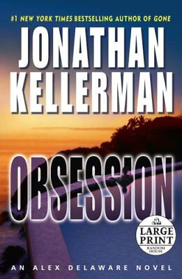 Obsession (Alex Delaware Novels) by Kellerman, Jonathan Book The Cheap Fast Free