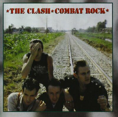 The Clash - Combat Rock - The Clash CD QTVG The Cheap Fast Free Post The Cheap