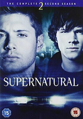 Supernatural - Season 2 Complete [DVD] [2007] - DVD  6UVG The Cheap Fast Free
