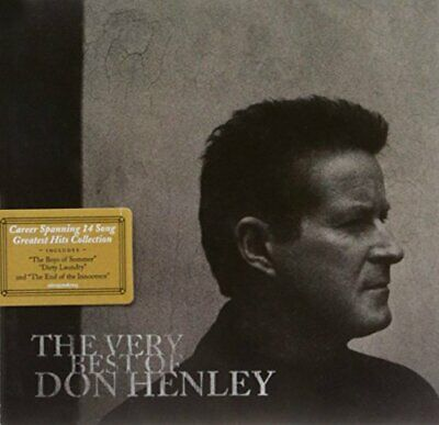 Don Henley - The Very Best Of Don Henley - Don Henley CD 0UVG The Cheap Fast The