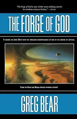 The Forge of God by Greg Bear Paperback Book (English)