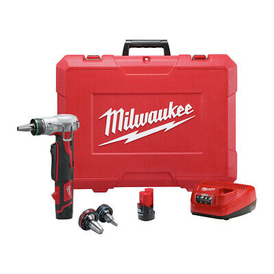 Milwaukee M12 12V Li-Ion ProPEX Expansion Tool Kit 2432-22 New