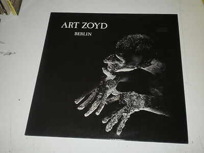 Art Zoyd - Berlin - Lp Coma Records 1990 Made In France - Ois - Nm/ex-