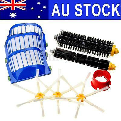 AU 9X Cleaner Replacement Vacuum Brush For iRobot Roomba 600 Series 620 630 650