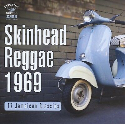 Kingston Sounds - Skinhead Reggae 1969