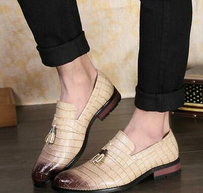 cf2002ca19d7 ... Red Bottom Buckle Slippers Flats.  84.99 Buy It Now 24d 4h. See  Details. Men s oxford brogue dress formal tassel pull on casual shoes  hairdresser W032