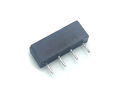 10 pcs Perfect 5V Relay SIP-1A05 Reed Switch Relay For PAN CHANG Relay 4 PIN