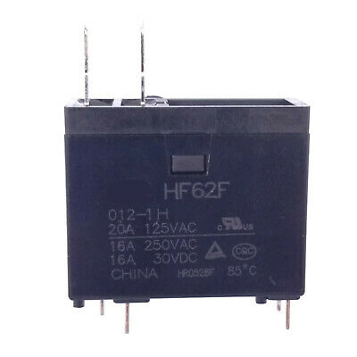 1x New OMIF-S-112LM 17A HF62F-012-1H Miniature Power PC Board Relay