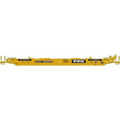 Athearn ATH7420 HO Scale RTR 56' Well Car TTX #560029 Rolling Stock