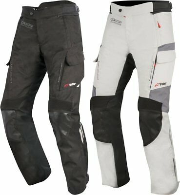 Alpinestars Mens Andes v2 Drystar All-Weather Textile Adventure Touring Pants