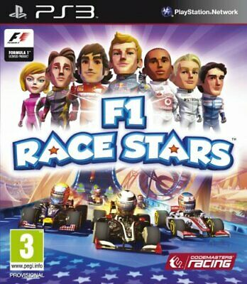 F1 Race Stars (PS3) - Game  TQVG The Cheap Fast Free Post