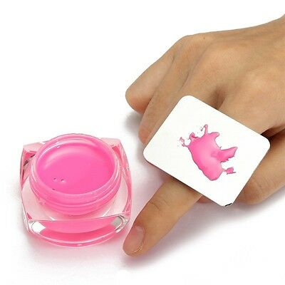 Palette Adjustable Ring for Nail Art Foundation Mixing Makeup Stainless Steel UK