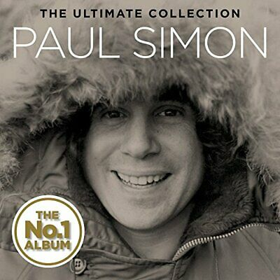 Paul Simon - The Ultimate Collection -  CD T4VG The Cheap Fast Free Post The