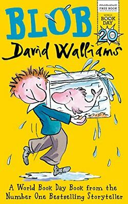 Blob by Walliams, David Book The Cheap Fast Free Post