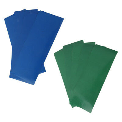 10x Repair Tape Kit Self Adhesive Patches For Jacket Tent Canopy Tarp Canvas