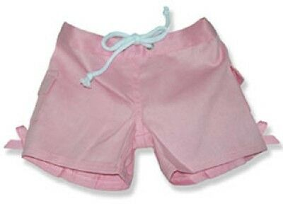 """Pink trousers teddy bear clothes fits 15"""" Build a Bear"""
