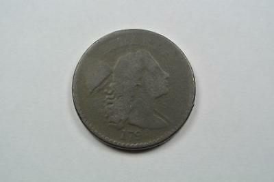 1794 Liberty Cap Large Cent, AG Condition - C2810