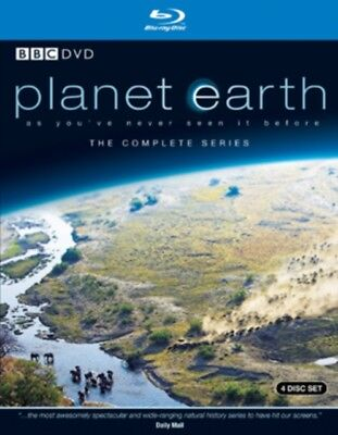 Planet Earth: Complete BBC Series [Blu-ray]
