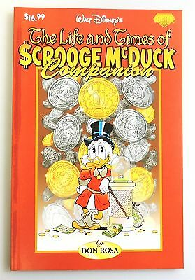 M0309. Uncirculated LIFE AND TIMES OF SCROOGE MCDUCK Companion Gemstone 2006