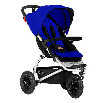 Mountain Buggy 2015 Swift 3.0 Stroller in Marine New! Free Shipping!