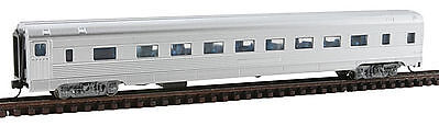 Con-Cor 41250 N Undecorated Budd 85' Fluted-Side Coach Car
