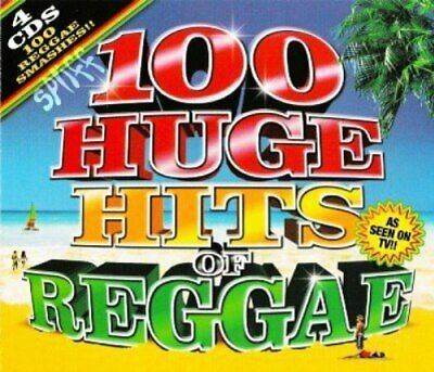 100 Huge Hits of Reggae - Various Artists CD JCVG The Cheap Fast Free Post The