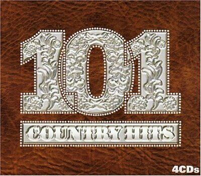 Various Artists - 101 Country Hits - Various Artists CD EEVG The Cheap Fast Free