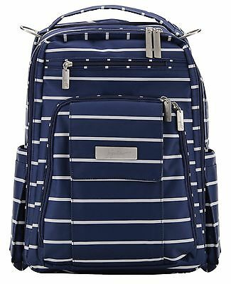 Ju Ju Be Coastal Be Right Back Backpack Baby Diaper Bag Nantucket NEW