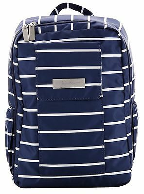 Ju Ju Be Coastal MiniBe Backpack Baby Diaper Bag Nantucket NEW