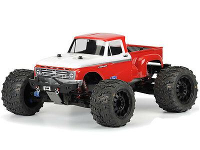 Pro-Line 1966 Ford F-100 Clear Body 1/8 #PL3415-00