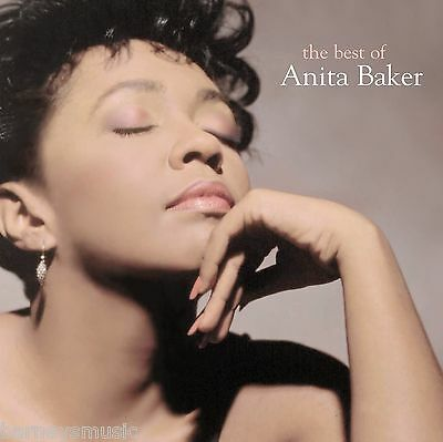 Anita Baker ( New Sealed Cd ) Sweet Love : The Very Best Of / Greatest Hits
