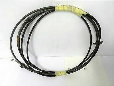 MGF TF accelerator throttle cable RH drive SB000280