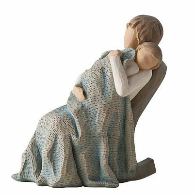 The Quilt Willow Tree Figurine 26250 by Susan Lordi New Demdaco