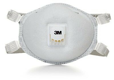 3M Particulate Respirator 8214, N95, with Faceseal and Nuisance Level Organic