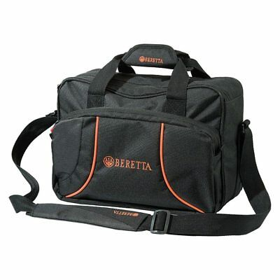 "Beretta Uniform Pro ""BLACK"" 250 Cartridge Bag Hunting Shooting Clay Pigeon BSH60"