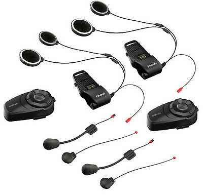 Sena Dual Pack 10S Bluetooth Communication System 10S-01D