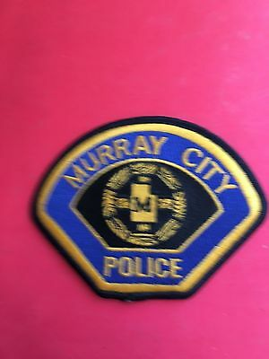 Murray City Police  Shoulder Patch